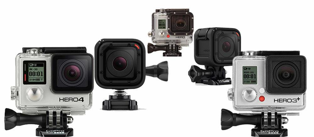 Daftar Harga Action Camera GoPro Agustus 2015