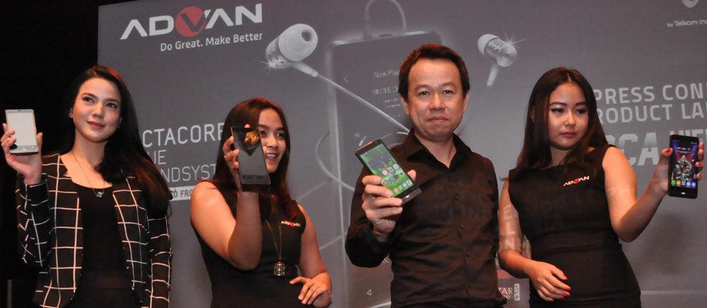 Advan Barca HIFI M6, HP Android Rp 1 Jutaan dengan Fitur Dual Front Speaker