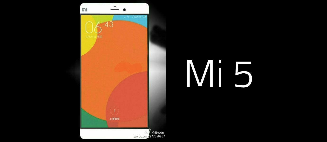 5 Keunggulan Xiaomi Mi 5 Termasuk Fingerprint dan USB Type-C