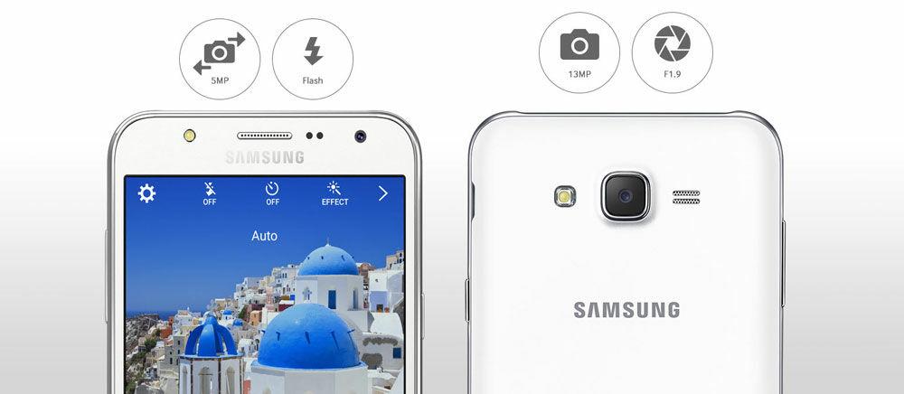 Samsung Galaxy J5 dan J7, Smartphone Android Jagonya Selfie