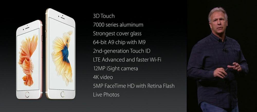 iPhone 6s: Ukuran dan Harga Mirip iPhone 6, Spesifikasi dan Fitur Jauh Beda