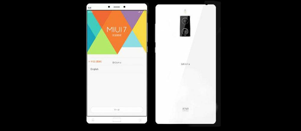 Xiaomi Siapkan Mi Note 2 dengan Fitur Fingerprint dan Dual Kamera Belakang