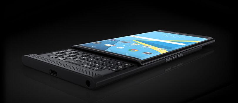 BlackBerry Priv Diklaim Sebagai Smartphone Paling Aman dan menggunakan Prosesor 64-Bit