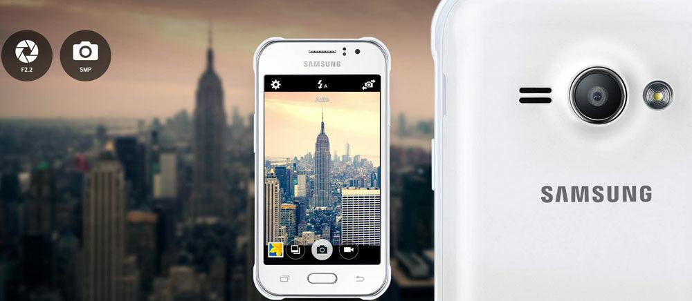 Galaxy J1 Ace 4G, HP Android Murah dari Samsung, Inilah Spesifikasinya