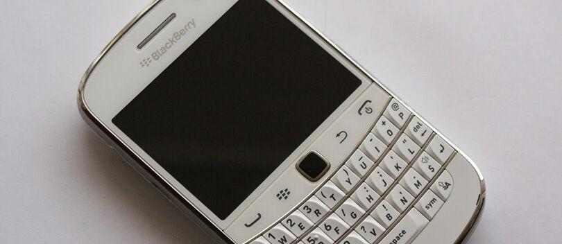 5 Smartphone BlackBerry Paling Laku di Jamannya