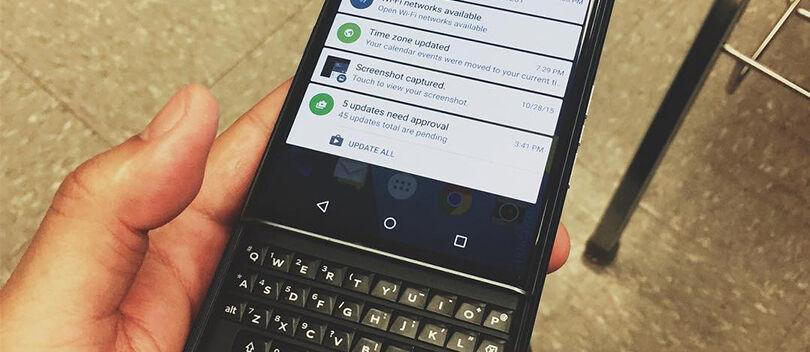 5 Fitur BlackBerry Priv Ini Bisa Mengembalikan Kejayaan BlackBerry?
