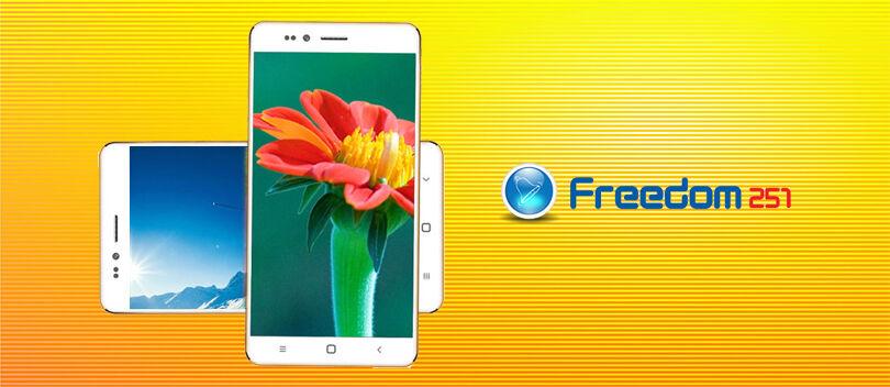 Anjay! Ternyata Harga Smartphone BELL Freedom 251 Cuma Rp 49.000 Perak Doang!