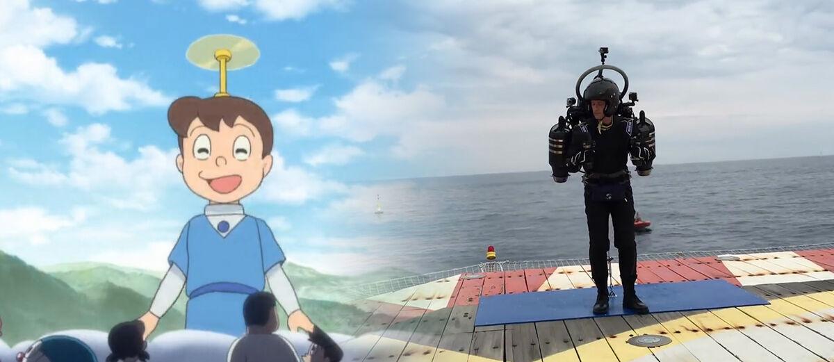 5 Alat Canggih Doraemon yang Jadi Kenyataan