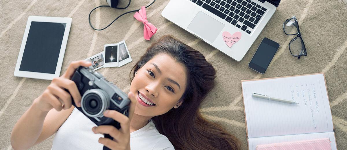 10 Gadget Unik untuk Wanita Biar Terlihat Semakin Cantik dan Pintar!