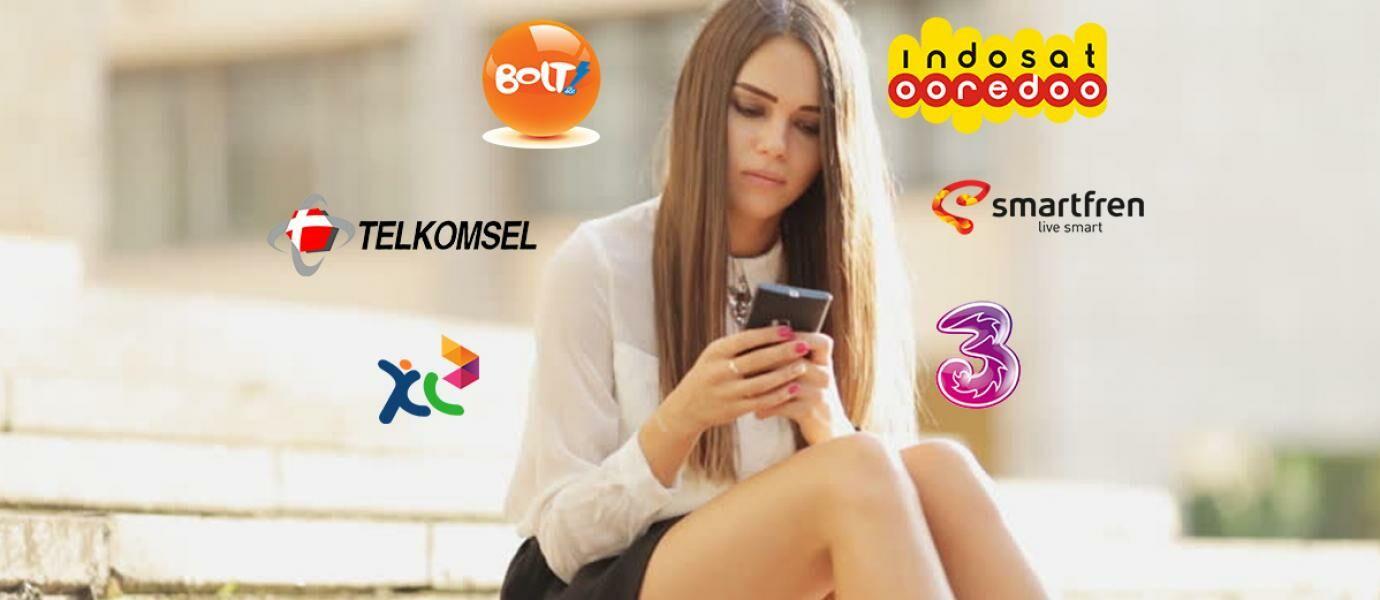 Daftar Paket Internet 4G LTE Termurah (Semua Operator) Juli 2017