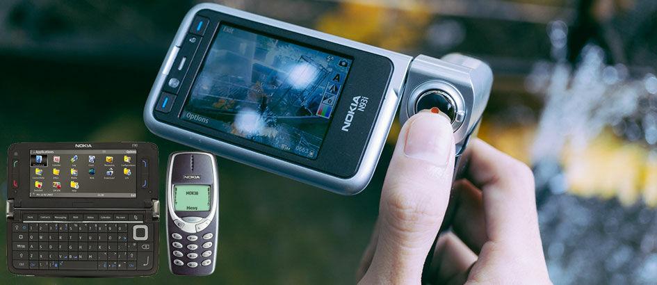 Selain Nokia 3310, Ini 5 Ponsel Ikonik yang Harus Bereinkarnasi