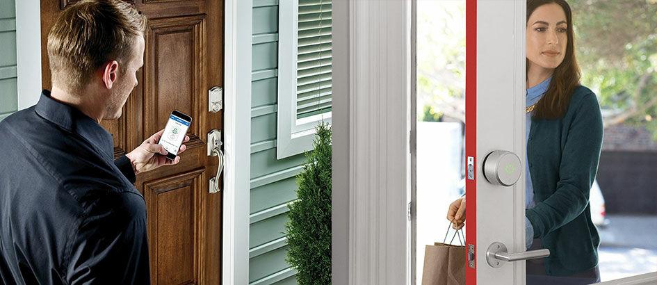 Lupakan Kunci! Kamu Dapat Membuka Pintu dengan Smartphone Lho!