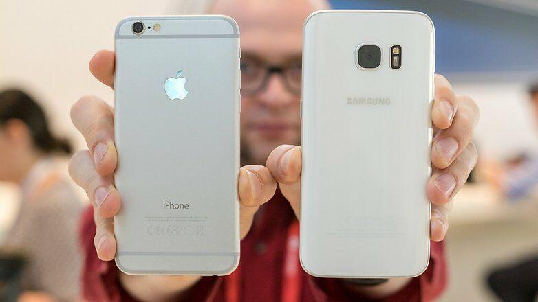 Uji Ketahanan Baterai Samsung Galaxy S8 Kalah Dari iPhone 7, S8 Produk Gagal?
