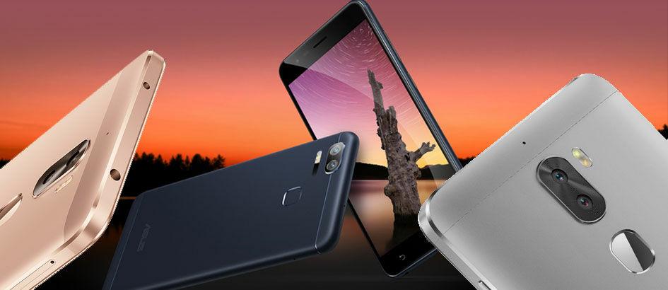 5 Smartphone Android Murah dengan Dual Kamera Terbaik 2017