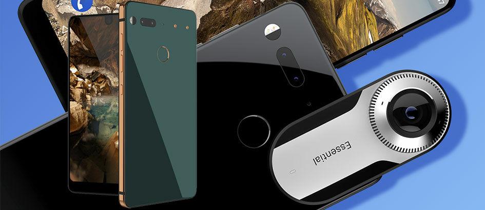 5 Keistimewaan Essential Phone Andy Rubin, Tidak Akan Cepat Usang!