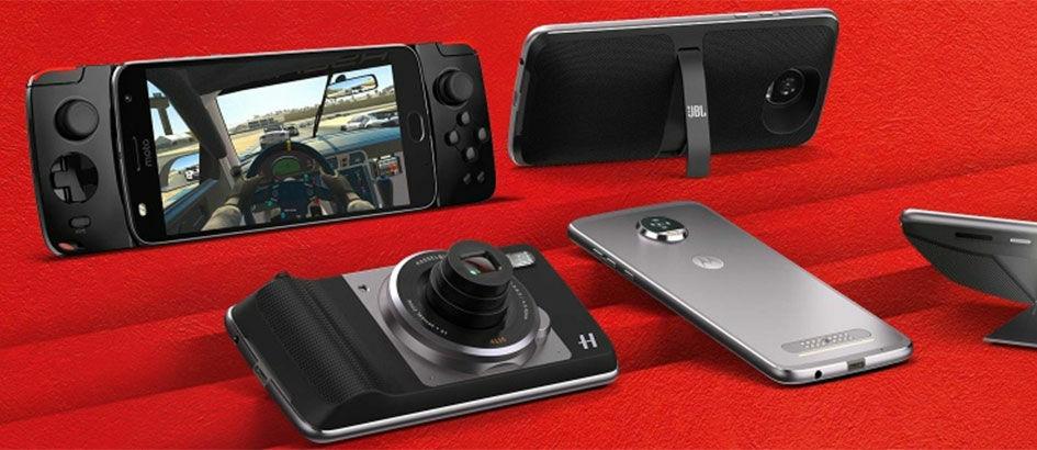 4 Moto Mods Canggih Penyempurna Motorola Moto Z2 Play