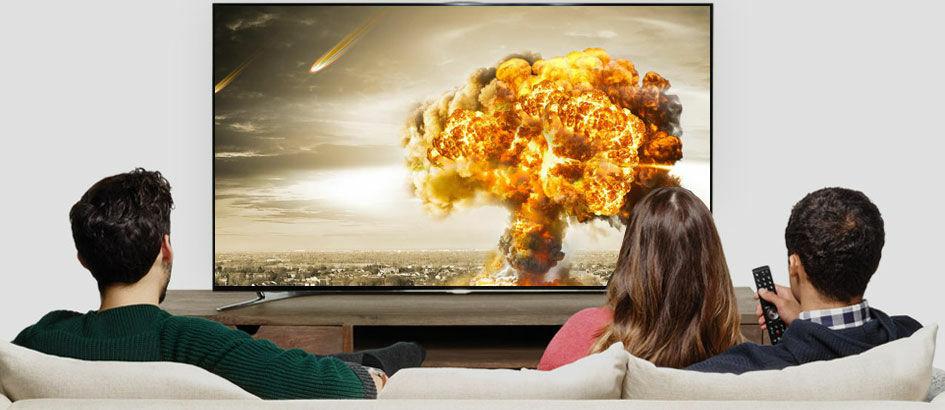 Nonton Serba Streaming, TV Akan Dilanda Kiamat dan Punah?
