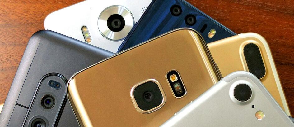 30 Smartphone Android Dengan Kamera Setara DSLR (Berfitur OIS)