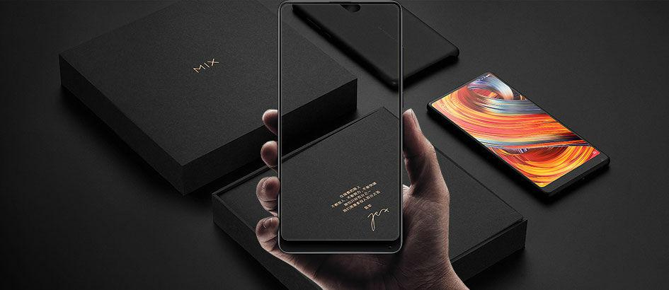 5 Fitur Unggulan Smartphone Bezel Tipis RAM 8 GB Xiaomi Mi Mix 2