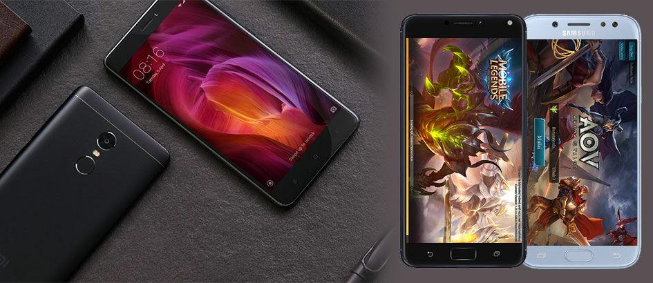 5 Smartphone Android Murah Terbaik Buat Main Game MOBA ML dan AOV