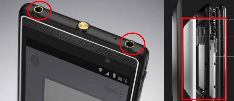 Serba 2! Selain Kamera, Smartphone Masa Depan Akan Punya 2 Jack dan Baterai?