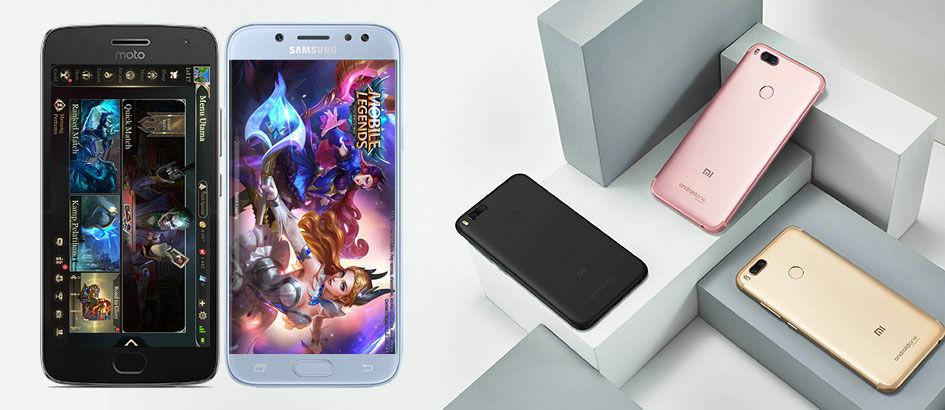 7 Smartphone Android Murah Terbaik Buat Main Game MOBA ML dan AOV