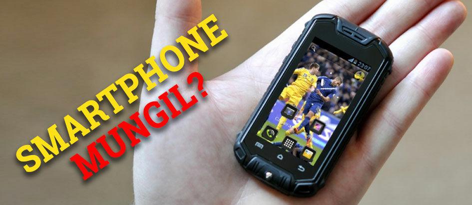 12 Smartphone Paling Unik dan Aneh di Dunia