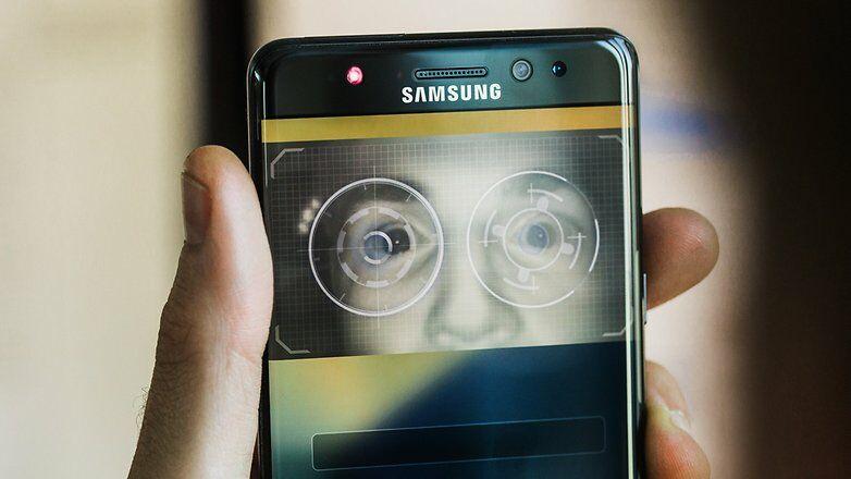 Dibanderol Mulai 3 Jutaan! 5 Smartphone Canggih Ini Dilengkapi Iris Scanner