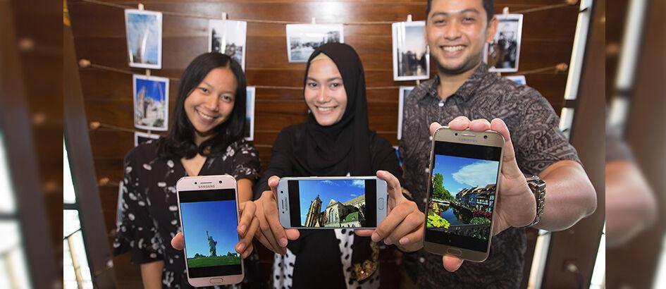 Samsung Galaxy A Series, Smartphone Sejati Generasi Milenial