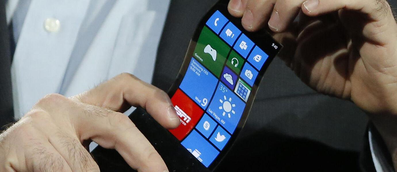 GOKIL! 5 Prototype Smartphone Ini Harusnya Dibuat Beneran!