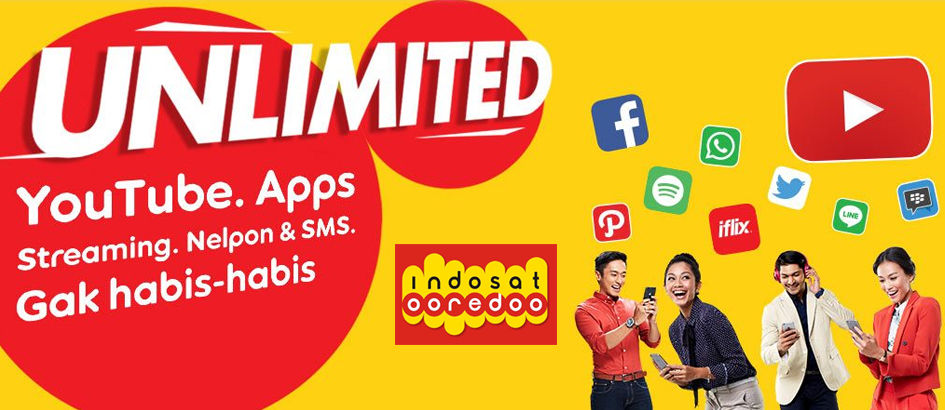 Harga Paket Internet Indosat Terbaru Januari 2018