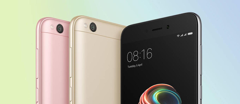 5 Alasan Xiaomi Redmi 5A Dijual dengan Harga Super Murah!
