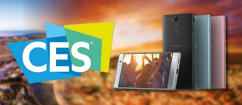 7 Smartphone Android Terbaru dan Terbaik di Ajang CES 2018