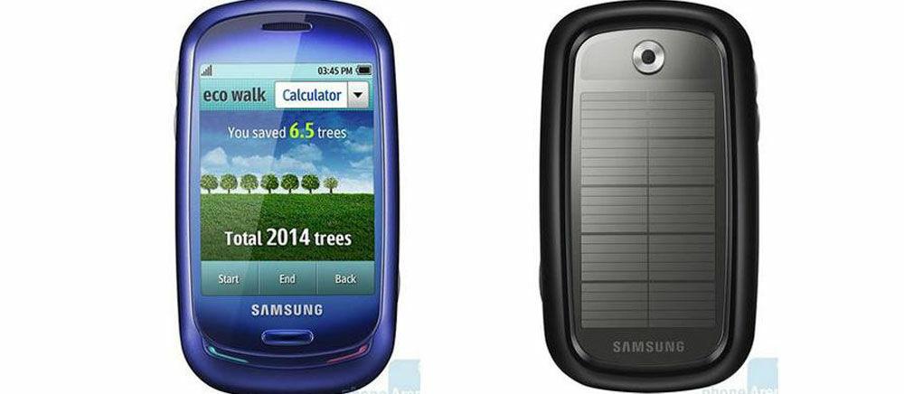 Inilah Dua Ponsel Samsung yang Gunakan Tenaga Matahari