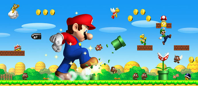 Kenapa Super Mario Bros Jalan Dari Kiri Ke Kanan? Ini Dia Jawabannya