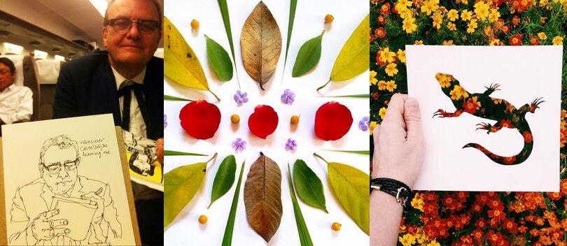 10 Akun Instagram Keren yang Wajib Kamu Follow Untuk Dapet Inspirasi Kreatif! (Part 3)