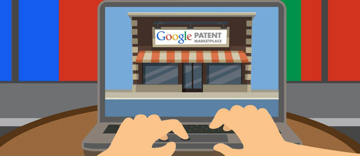 7 Paten Aneh dan Unik Milik Google yang Pernah Ada