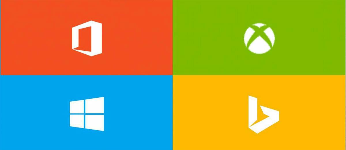 WOW! Ternyata Ini Pesan Rahasia di Logo Microsoft