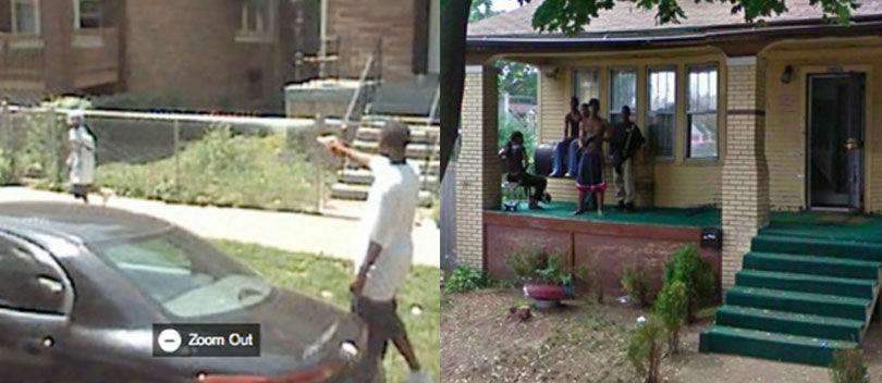 Berkat Google Street View, Aksi Kriminal Ini Terungkap