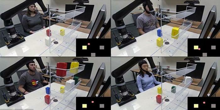 Canggih! Lengan Robot Ini Dikendalikan dengan Pikiran