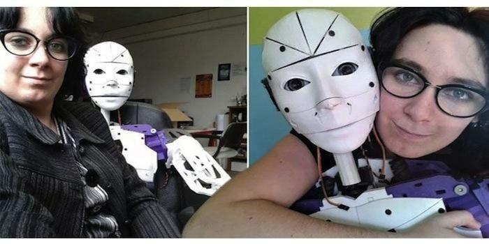 Cewek Ini Pengen Nikah Sama Robot! Emang Gak Ada Cowok?