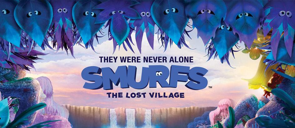 Rahasia Suku Baru di Smurfs: The Lost Village