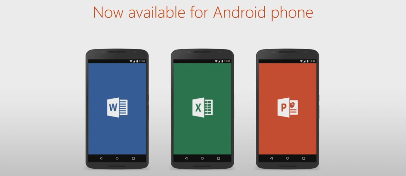 Sekarang Download Ms Word, Ms Excel dan Ms PowerPoint Gratis di Android