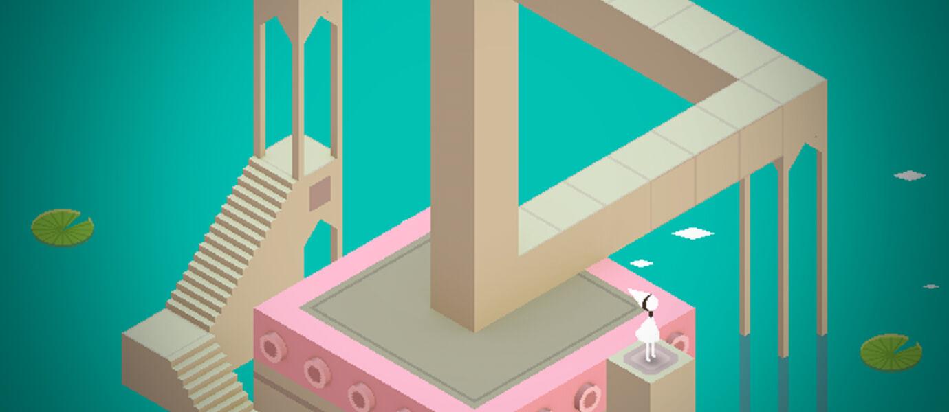 Asah Otak Kamu dengan Game Geometris Ini, Monument Valley