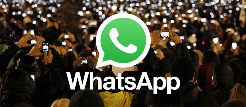 WhatsApp Jadi Aplikasi Paling Populer di Bumi dengan 1 Miliar Pengguna!
