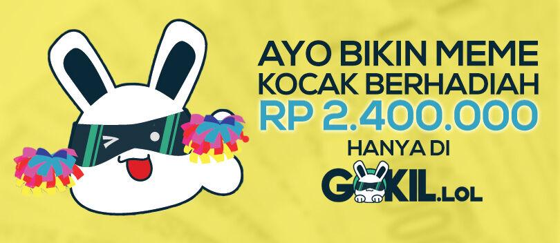 Ini Dia Daftar Pemenang Lomba Bikin MEME Kocak Gokil.lol!