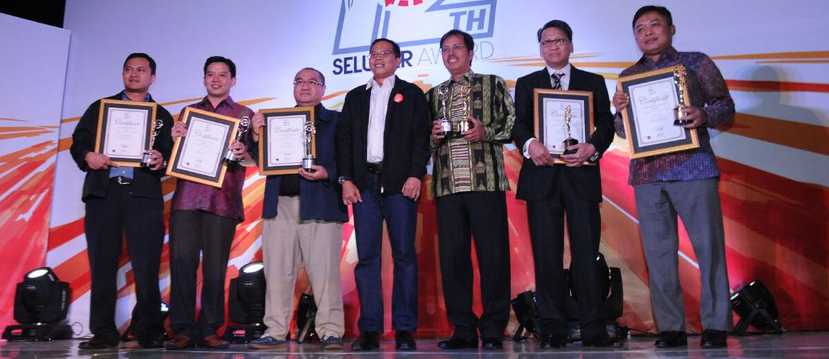 BOLT! 4G Ultra LTE Kembali Raih Penghargaan di Selular Award!
