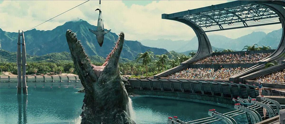 Sambut Idul Fitri, HBO Tayangkan Jurassic World Dalam Bahasa Indonesia