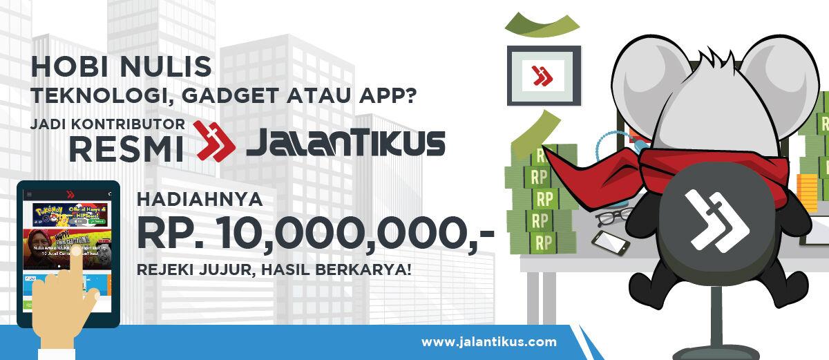 Ini Dia Pemenang 10 Juta Lomba Kontributor JalanTikus Periode 2!