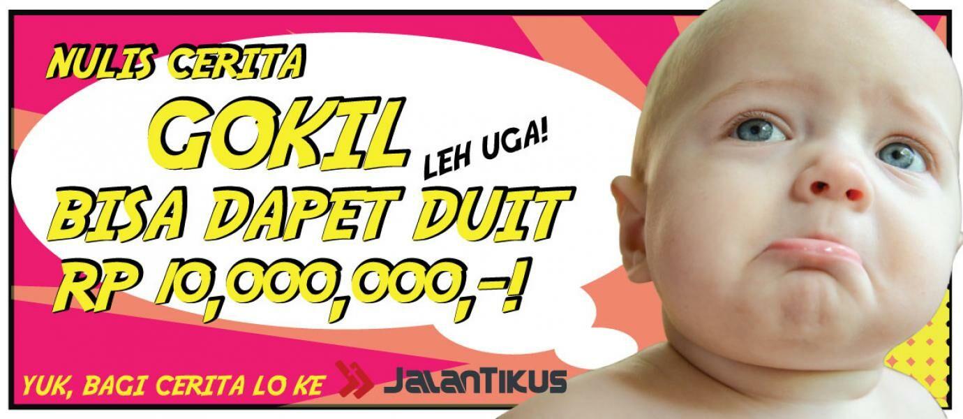 Pengumuman Pemenang Event THR GOKIL JalanTikus Periode 2